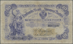 110.100: Banknoten - Finnland