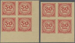 4750: Österreich Gerichts Zustellungsmarken