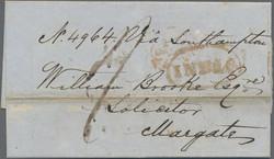 7385: Sammlungen und Posten Asien - Pre-philately