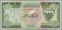 110.570.70: Banknotes – Asia - Bahrain