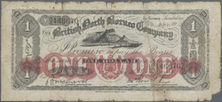 110.570.95: Banknotes – Asia - British North Borneo