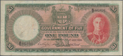 110.580.30: Banknoten - Ozeanien - Fidschi