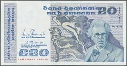 110.180: Banknoten - Irland