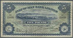 110.300: Banknoten - Man