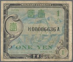 110.570.180: Banknoten - Asien - Japan