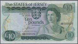 110.210: Billets - Jersey