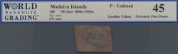 110.280: Banknoten - Madeira