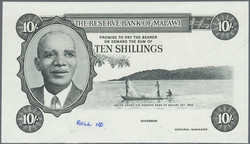 110.550.230: Banknoten - Afrika - Malawi