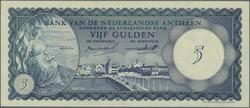110.560.226: Banknoten - Amerika - Niederländische Antillen