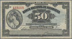110.560.220: Banknoten - Amerika - Nicaragua
