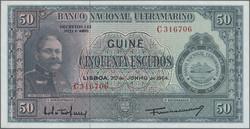 110.550.306: Banknoten - Afrika - Portugiesisch Guinea