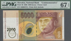 110.450: Billets - Slovaquie