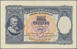 110.470: Banknoten - Spanien