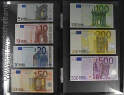 110.95: Banknoten - Euro