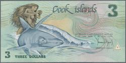 110.580.20: Banknoten - Ozeanien - Cook Inseln