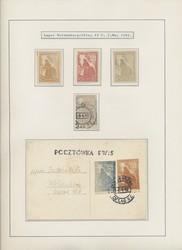 724030: Interniertenlagerpost - Sammlungen