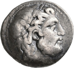10.20.860: Antike - Griechen - Könige von Syrien