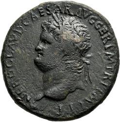 10.30.140: Antike - Römische Kaiserzeit - Nero, 54 - 68