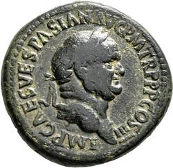 10.30.200: Antike - Römische Kaiserzeit - Vespasianus, 69 - 79