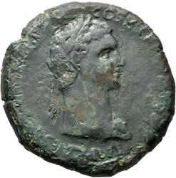 10.30.240: Antike - Römische Kaiserzeit - Domitianus, 81 - 96