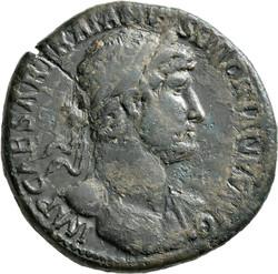10.30.320: Antike - Römische Kaiserzeit - Hadrianus, 117 - 138