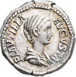 10.30.520: Antike - Römische Kaiserzeit - Plautilla, Gattin des Caracalla