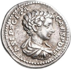 10.30.530: Antike - Römische Kaiserzeit - Geta, 209 - 212