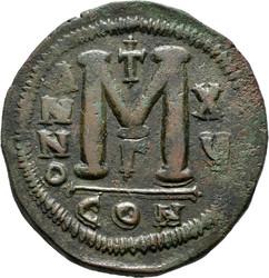 10.60.40: Antike - Byzantinisches Reich - Justinianus I., 527 - 565
