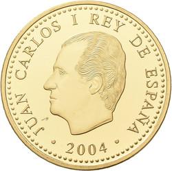 40.500.220: Europa - Spanien - Euro Münzen