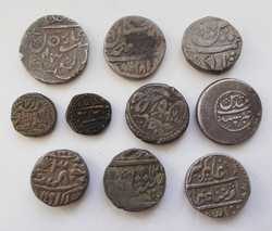 70.130: Asien (mit Nahem Osten) - Indien