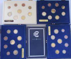 40.200.390: Europa - Italien - Euro Münzen
