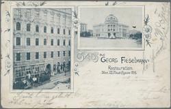 180010: Österreich, Plz 1XXX, Wien - Picture postcards