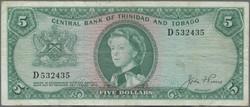 110.560.264: Banknoten - Amerika - Trinidad & Tobago