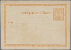 4610: Niederlande - Ganzsachen