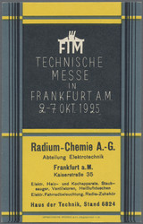 106000: Deutschland West, Plz Gebiet W-60, 600 Frankfurt am Main - Postkarten