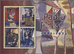 4880: Palau Inseln - Sammlungen