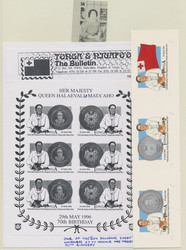 6255: Tonga - Sammlungen