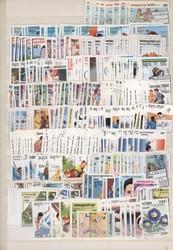 7385: Sammlungen und Posten Asien - Engros