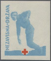 4085: Kroatien - Dienstmarken