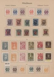 4455: Mittellitauen - Sammlungen