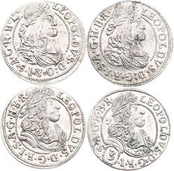 40.380.100: Europa - Österreich / Römisch Deutsches Reich - Leopold I., 1658 - 1705