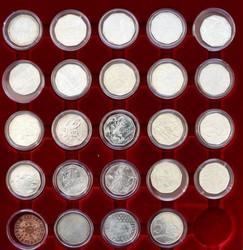 8360: Münzen Alle Welt