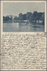 107500: Deutschland West, Plz Gebiet W-75, 750- 751 Karlsruhe - Postkarten