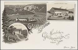 107480: Deutschland West, Plz Gebiet W-74, 748 Sigmaringen - Postkarten