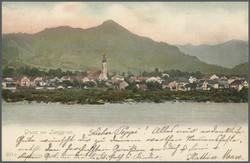 108170: Deutschland West, Plz Gebiet W-81, 817 Bad Tölz