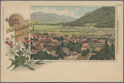 108100: Deutschland West, Plz Gebiet W-81, 810 Garmisch-Partenkirchen
