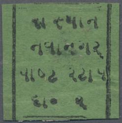 3205: Indien Staaten Nawanagar