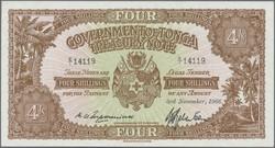110.580.150: Banknoten - Ozeanien - Tonga