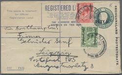 1885: Betschuanaland