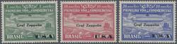 1950: Brasilien Ausgaben der Privatfluggesellschaft